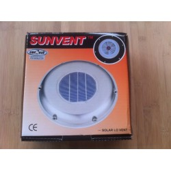 Aireador Solar Carbest