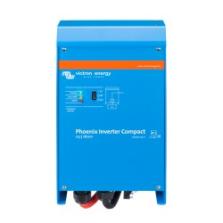 Inversor Phoenix Compact 12/1600 - 230v. 50 Hz.